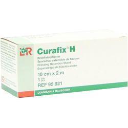Curafix H mocny plaster z opatrunkiem 10cmx2m 1 szt.