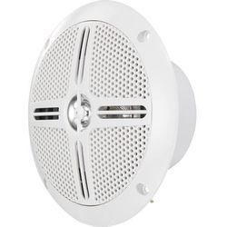 Głośnik do zabudowy renkforce MR-52WH, Moc RMS: 25 W, Impedancja: 4 Ohm, 65 - 21 000 Hz, Kolor: Biały