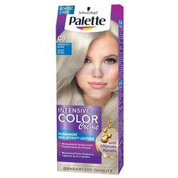 Palette Intensive Color Creme Farba do włosów Srebrzysty Blond nr C9