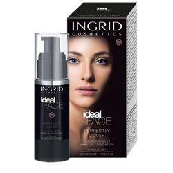 INGRID Fluid IDEAL FACE nr 15 naturalny 35ml