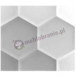 Panele gipsowe 3D Model Hexagon - ArtPanel