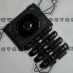 Klawiatura Nokia 6060 czarna