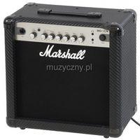 Marshall MG 15 CFR Carbon Fibre Reverb wzmacniacz gitarowy 15W z reverbem