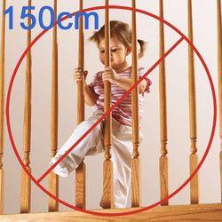 Zabezpieczenie balustrady, do balustrad, 150x90cm - 150cm