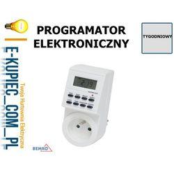 B60-TSEF1 PROGRAMATOR ELEKTRONICZNY TYGODNIOWY