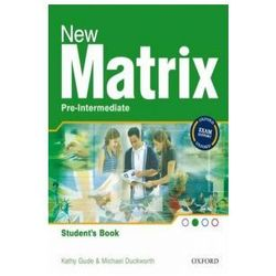 New Matrix Pre-intermediate: Students Book