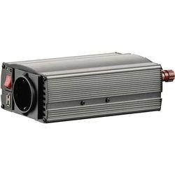 Przetwornica samochodowa VOLTCRAFT MSW 300-12-G, 300 W, 12 V/DC, Zabezpieczone gniazdo DE