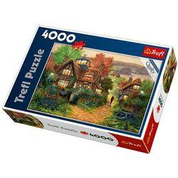 Puzzle TREFL 45002 Marynarska przystań (4000 elementów)