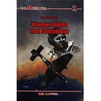 Krwawe niebo nad Tobrukiem - Krzysztof Janowicz (opr. twarda)
