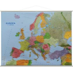 Europa mapa ścienna 1:3 000 000