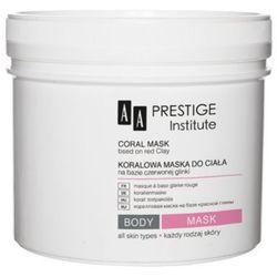 AA Prestige Institue CORAL MASK Koralowa maska do ciała na bazie czerwonej glinki