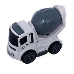 Samochodzik betoniarka mix