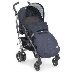Chicco, Liteway Special Edition Top Denim, wózek spacerowy Darmowa dostawa do sklepów SMYK