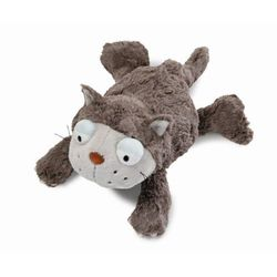 Nici, maskotka, kot, szary, 30 cm Darmowa dostawa do sklepów SMYK