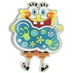 ozdoba do butów Crocs Jibbitz - SPB SpongeBob Seabed LED