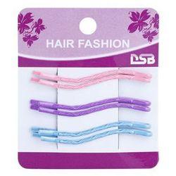 Magnum Hair Fashion spinki do włosów - kolorowe + do każdego zamówienia upominek.