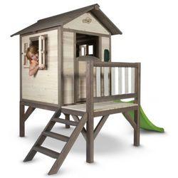 SUNNY Dziecięcy domek - loża XL ze zjeżdżalnią Darmowa wysyłka i zwroty