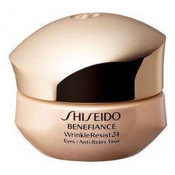 Shiseido Benefiance Wrinkle Resist 24 Intensive Eye Contour Cream (W) krem pod oczy 15ml