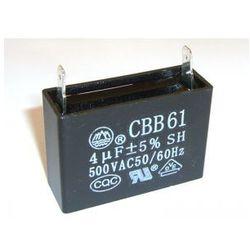 Częśc zamienna do kompresoru: kondensator