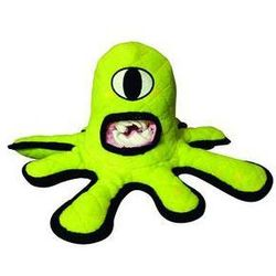 Zabawka dla zwierząt Tuffy Ośmiornica Cyklop - zielony Zielona