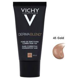 Vichy Dermablend, podkład - fluid korygujący, 16 h trwałość, SPF 35, 45 Gold, 30 ml