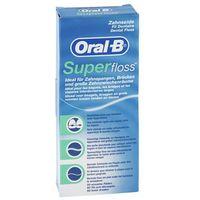 Oral B Superfloss nić dentystyczna 1 szt.