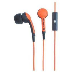 Słuchawki LENOVO P165 Czarno-pomarańczowy (888016077)