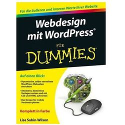 Webdesign mit Wordpress für Dummies Sabin-Wilson, Lisa