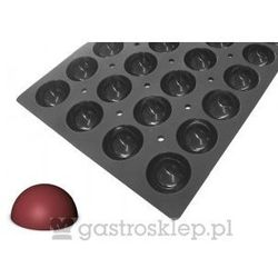 Mata silikonowa Moul'Flex Pro 60x40 cm - półkule | D-1704-60