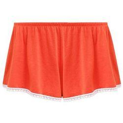 Cosabella CLAIRE PAUL & JOE Spodnie od piżamy verm/off white