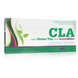 Olimp CLA z Zieloną Herbatą + L-karnityna 60 kaps.