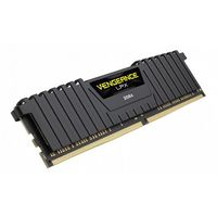 CORSAIR DDR4 Vengeance LPX 16GB/3000(2*8GB) CL15-17-17-35 BLACK 1,35V XMP 2.0 CMK16GX4M2B3000C15