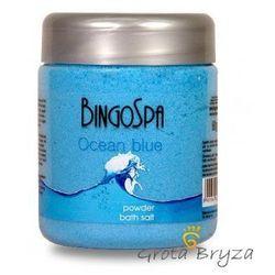 Oceaniczna sól do kąpieli z żeń-szeń BingoSpa 580g
