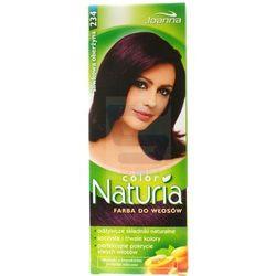 Joanna Naturia Color Farba do włosów Śliwkowa Oberżyna nr 234