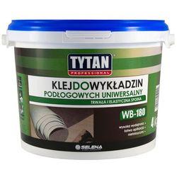 Klej do wykładzin WB-180 4 kg Tytan