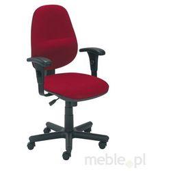 Fotel obrotowy COMFORT profil R3D ts12
