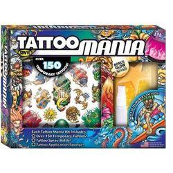 Mania tatuowania dla chłopców