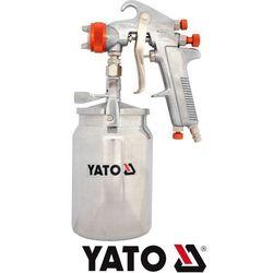 YATO Pistolet lakierniczy z dolnym zbiornikiem 1l, 1.8 mm (YT-2346)