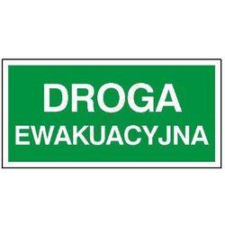 Znak Droga ewakuacyjna PF