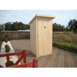 Toaleta WC na działkę - wychodek