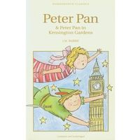 Peter Pan and Peter Pan in Kensington Gardens (opr. miękka)