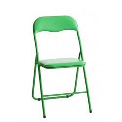 Krzesło składane THOMAS zielone