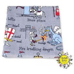 Ręcznik - Rycerze, 70 x 140 cm