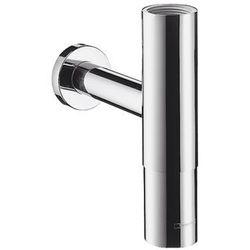 HANSGROHE FLOWSTAR Dekoracyjny syfon umywalkowy z mosiądzu, owalny, chrom 52100000