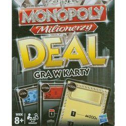 Monopoly Deal Milionerzy gra w karty