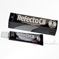 Profesjonalna henna żelowa do brwi i rzęs RefectoCil - czarna 15 ml