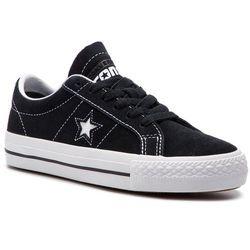51444df428aec Tenisówki CONVERSE - One Star Pro Ox Bl 159579C Black/White/White. eobuwie .pl
