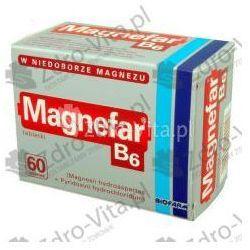 Magnez+wit.B6 Biofarm tabl. 0,034g+5mg 60 tabl. (blistry)