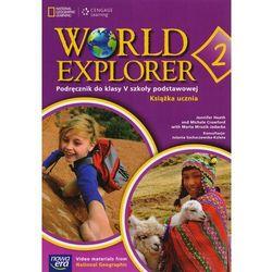 World Explorer 2. Klasa 5, szkoła podstawowa. Język angielski. Podręcznik + przygotowanie