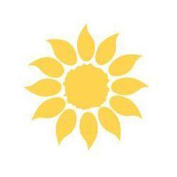 Dziurkacz ozdobny Dalprint JCDZ-110-142/2,5cm - słonecznik